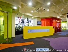 Yandex Turkey office photography / Yandex Türkiye ofisi fotoğrafları (client / müşteri: Za Bor architects – Moscow)