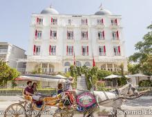 Büyükada Splendid Palas Hotel photography / fotoğrafları